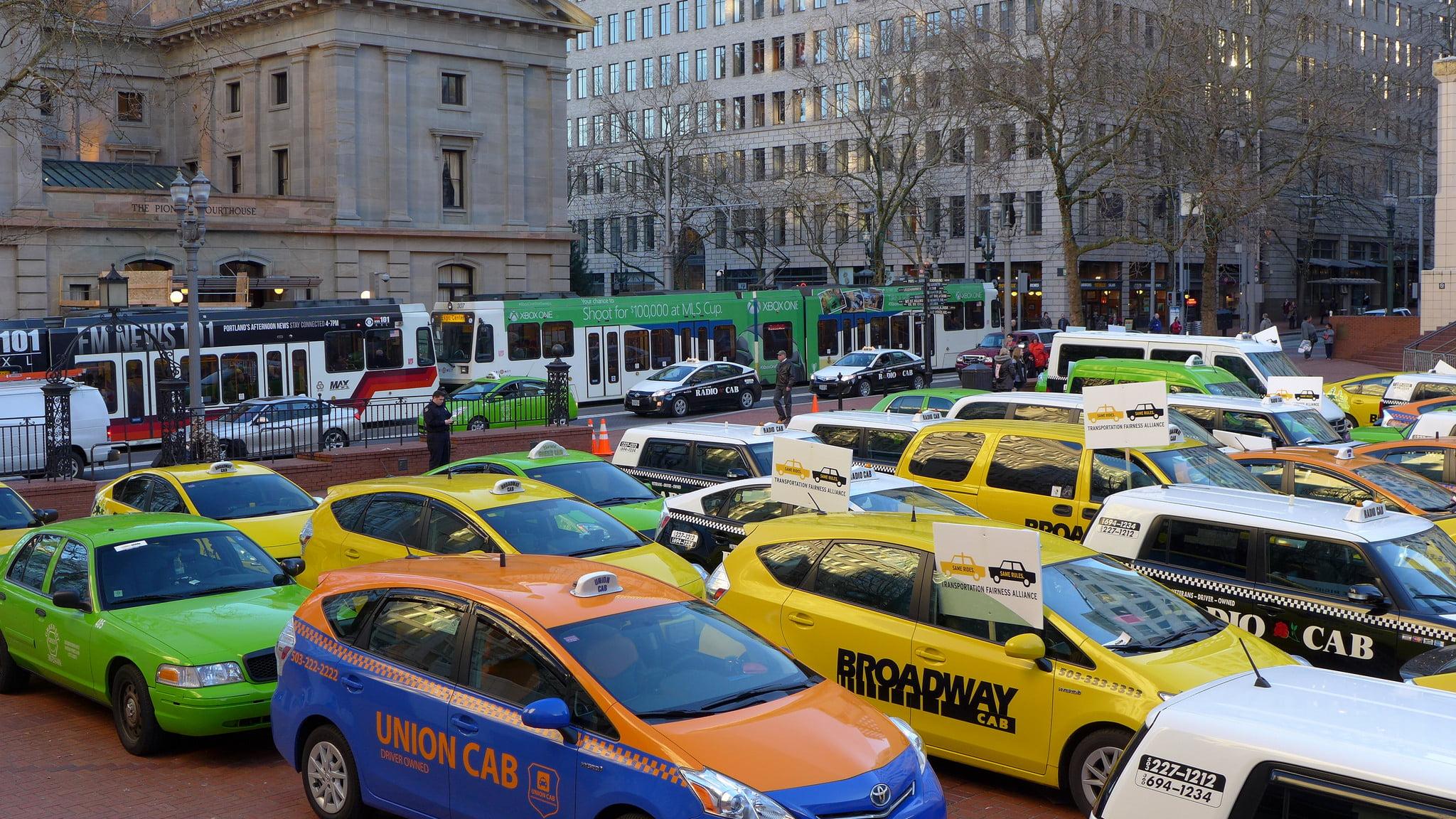 無視民意!交通部意推Uber限制條款扼殺自由經濟